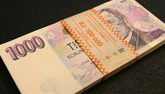 Průměrná mzda v Česku stále roste, už dosáhla  22.992 korun